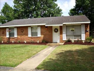 108  Sorority Drive  , Lafayette, LA 70506 (MLS #15300206) :: Keaty Real Estate