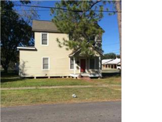 227 E Pine St  , Crowley, LA 70526 (MLS #L14258140) :: Keaty Real Estate