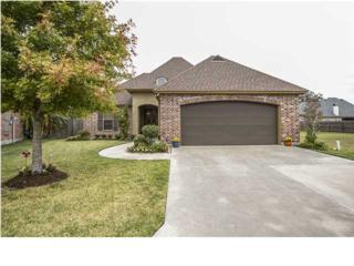 418  Copper Ridge Dr  , Youngsville, LA 70592 (MLS #L14258630) :: Keaty Real Estate