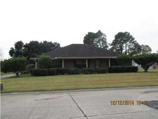 808  Dartez Dr  , New Iberia, LA 70563 (MLS #L14259149) :: Keaty Real Estate