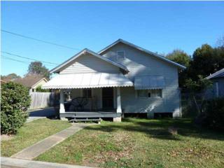 311  Roosevelt St  , Lafayette, LA 70503 (MLS #L14259239) :: Keaty Real Estate