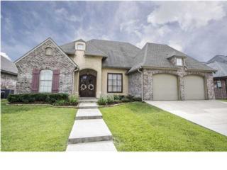 205  Rue Saint Barts St  , Youngsville, LA 70592 (MLS #L14257650) :: Keaty Real Estate