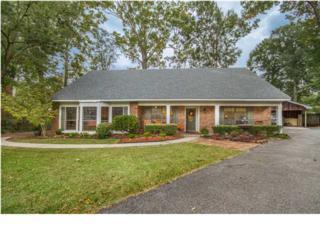 120  Longwood Dr  , Lafayette, LA 70508 (MLS #L14258708) :: Keaty Real Estate