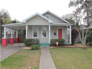 443  Oaklawn Ave  , Lafayette, LA 70506 (MLS #L14258000) :: Keaty Real Estate