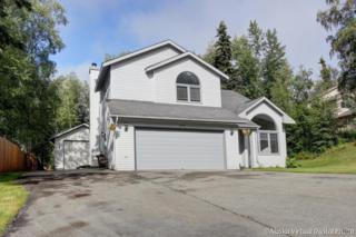 10918  Suneagle Circle  , Eagle River, AK 99577 (MLS #14-11476) :: Cross & Associates