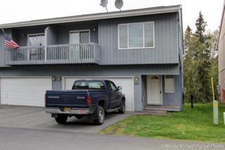 13718  Fire Creek Trail Drive  #58, Eagle River, AK 99577 (MLS #14-13435) :: Rasmussen Properties