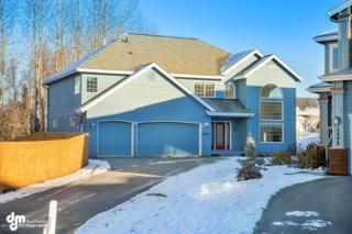 12271  Silver Spruce Circle  , Anchorage, AK 99516 (MLS #14-15753) :: RMG Real Estate Experts