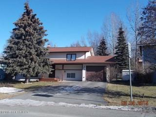 2715  Derby Way  , Anchorage, AK 99504 (MLS #15-4149) :: Foundations Real Estate Experts