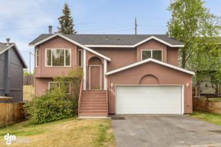 8830  Plunge Creek Drive  , Eagle River, AK 99577 (MLS #15-7667) :: RMG Real Estate Experts