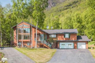 10136  Raven Crest Circle  , Eagle River, AK 99577 (MLS #15-7760) :: Rasmussen Properties