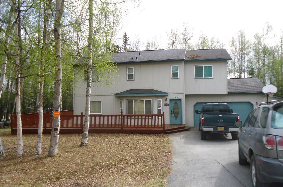 2930 w youngtree drive wasilla ak 99654 mls 15 7616 for Home builders wasilla ak