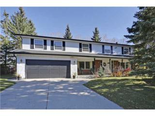 12 NW Varbrook Place  , Calgary, AB T3A 0A3 (#C3641270) :: McInnis Realty Group