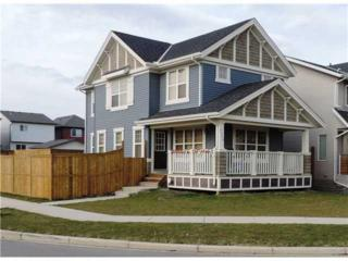 236 SW Silverado Drive  , Calgary, AB T2X 0G1 (#C3641324) :: Alberta Real Estate Group Inc.
