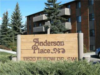 11620 SW Elbow Drive  102, Calgary, AB T2W 3L6 (#C3644439) :: The Cliff Stevenson Group