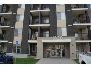 11820 SW 22 Avenue  207, Edmonton, AB T6W 2A2 (#E3388679) :: Alberta Real Estate Group Inc.