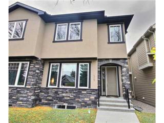 1523 NW 22 Avenue  , Calgary, AB T2M 1R2 (#C3642088) :: The Cliff Stevenson Group