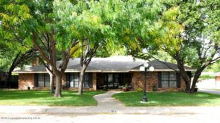11  Country Club Dr  , Canyon, TX 79015 (#14-86781) :: Lyons Realty