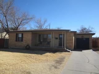 2711  Comanche St  , Amarillo, TX 79109 (#15-90797) :: Caprock Realty Group
