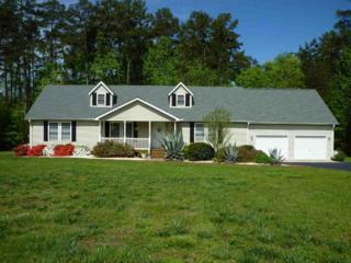 245  Bay Ridge Dr  , Townville, SC 29689 (#20164333) :: Connie Rice and Partners