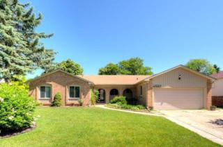 45182  Turtlehead Dr  , Plymouth, MI 48170 (MLS #3222723) :: The Toth Team