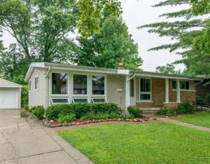 2706  Towner Blvd  , Ann Arbor, MI 48104 (MLS #3223953) :: The Toth Team