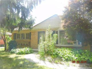 1440  Kirtland Drv  , Ann Arbor, MI 48103 (MLS #45495013) :: The Toth Team