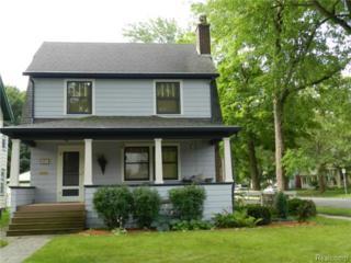 802  Granger Ave  , Ann Arbor, MI 48104 (MLS #45500504) :: The Toth Team