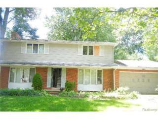 1620  Waltham Drv  , Ann Arbor, MI 48103 (MLS #45713140) :: The Toth Team