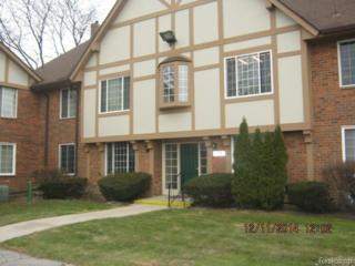 30216  Southfield Rd  140, Southfield, MI 48076 (MLS #45804661) :: The Toth Team