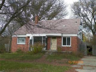 15481  Freeland St  , Detroit, MI 48227 (MLS #45804665) :: The Toth Team
