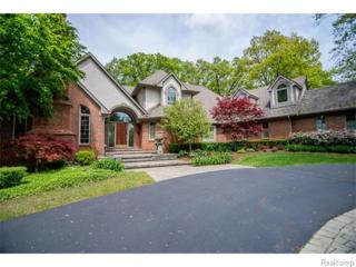 4633  Oak Pointe Drv  , Brighton, MI 48116 (MLS #46372571) :: The Toth Team