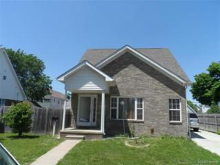 3933  Evaline St  , Hamtramck, MI 48212 (MLS #46372602) :: The Toth Team