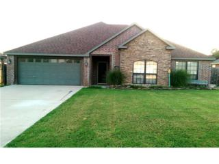 458  Carolineclaire Street  , Springdale, AR 72762 (MLS #715652) :: McNaughton Real Estate