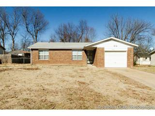 2404  Woodland Avenue  , Springdale, AR 72762 (MLS #725713) :: McNaughton Real Estate