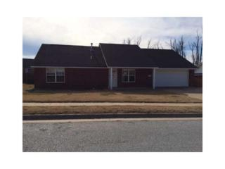 231  Chip Drive  , Bethel Heights, AR 72764 (MLS #725714) :: McNaughton Real Estate
