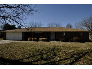 1621  Daisy Circle  , Lowell, AR 72745 (MLS #727337) :: McNaughton Real Estate