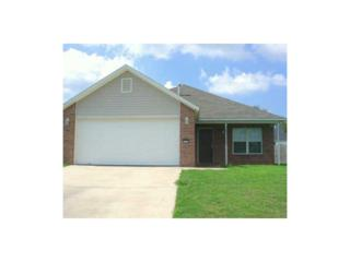 1015 S Regency Drive  , Fayetteville, AR 72701 (MLS #727933) :: McNaughton Real Estate