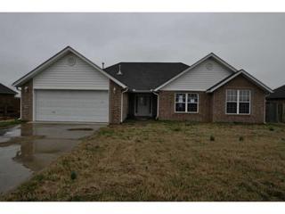 1565  Viney Grove Road  , Prairie Grove, AR 72753 (MLS #730599) :: McNaughton Real Estate