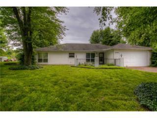 6589 W Jeanfay Lane  , Fayetteville, AR 72704 (MLS #734032) :: McNaughton Real Estate