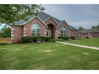 8739  Crest Lane  , Springdale, AR 72762 (MLS #734678) :: McNaughton Real Estate