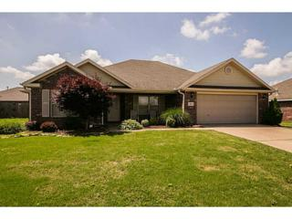 361  Chip Drive  , Bethel Heights, AR 72764 (MLS #733829) :: McNaughton Real Estate