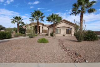 380 E Wiley Way  , Casa Grande, AZ 85122 (MLS #5202085) :: Keller Williams Legacy One Realty