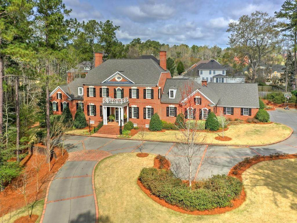 15  Winged Foot Drive