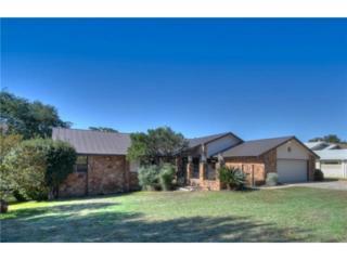 308  Sombrero  , Horseshoe Bay, TX 78657 (#1710821) :: Better Homes and Gardens Real Estate Bradfield Properties