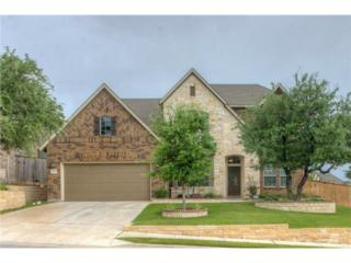 2501  Quick Fort Dr  , Leander, TX 78641 (#2185308) :: Better Homes and Gardens Real Estate Bradfield Properties