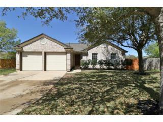 1813  Woodstone Ct  , Cedar Park, TX 78613 (#2431308) :: Better Homes and Gardens Real Estate Bradfield Properties