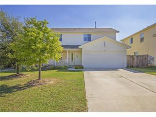 109  Pentire Way  , Hutto, TX 78634 (#6583832) :: Watters International