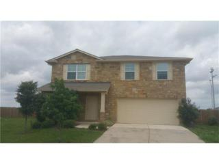 13201  Forest Sage Cir  , Manor, TX 78653 (#8061557) :: Papasan Real Estate Team @ Keller Williams Realty