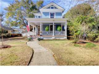 135  Hyland Avenue  , Mobile, AL 36607 (MLS #209124) :: Jason Will Real Estate