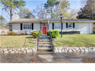 2806 S Chadwick Drive  , Mobile, AL 36606 (MLS #211020) :: Jason Will Real Estate